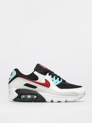 Topánky Nike Air Max 90 Wmn (summit white/chile red bleached aqua)