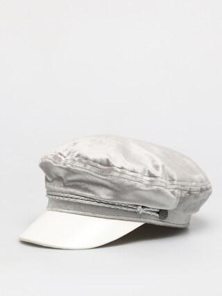 Klobúk so šiltom Brixton Bosmanka Ashland ZD Wmn (aluminum)