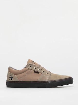 Topánky Etnies Barge Ls (tan/black)