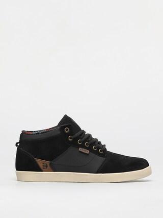 Topánky Etnies Jefferson Mid (black raw)
