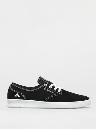 Topu00e1nky Emerica The Romero Laced (black/white/black)