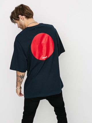 Tričko Element Tokyo Cr (indigo)