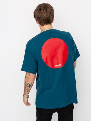 Tričko Element Tokyo Cr (legion blue)