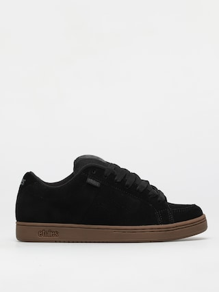 Topu00e1nky Etnies Kingpin (black/dark grey/gum)