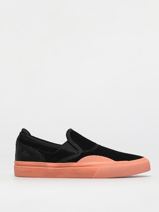 Topánky Emerica Wino G6 Slip On (black/pink/pink)
