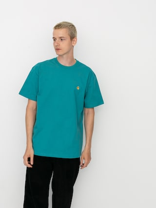 Triu010dko Carhartt WIP Chase (frosted turquoise/gold)