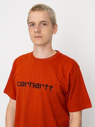 Triu010dko Carhartt WIP Script (cinnamon/black)