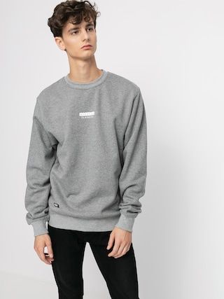 Mikina MassDnm Classics Small Logo (lt heather grey)