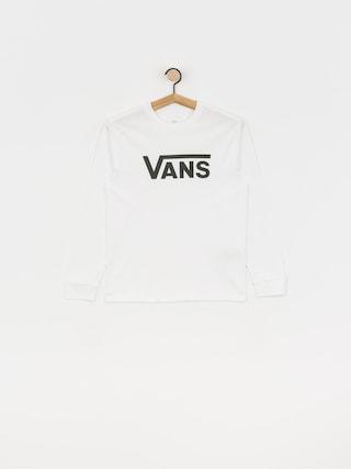 Triko Vans Classic (white/black)