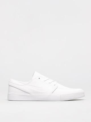 Topu00e1nky Nike SB Zoom Stefan Janoski Rm Premium (white/white white)