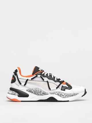 Topánky Puma Rs 2K Mr Doodle (white/black)