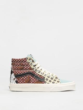 Topánky Vans Sk8 Hi (tiger patchwork/blktrwht)