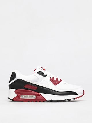 Topánky Nike Air Max 90 (white/white new maroon black)