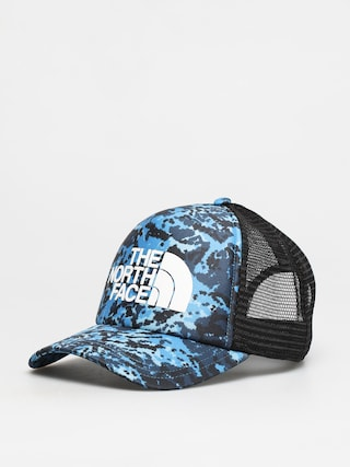u0160iltovka The North Face TNF Logo Trucker ZD (clearlakebluhimalayncmprt)