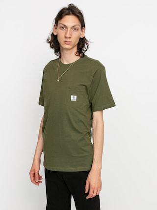 Triu010dko Element Basic Pocket Label (army)