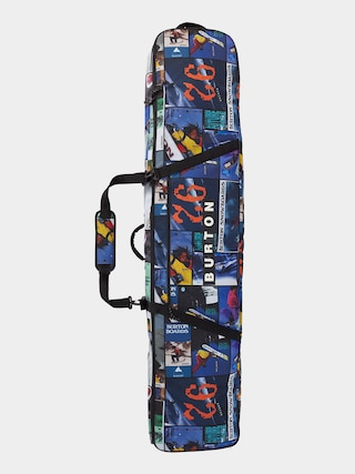 Obal Burton Wheelie Gig Bag (catalog collage print)