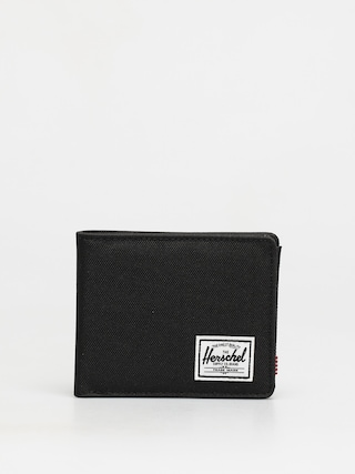 Peňaženka Herschel Supply Co. Roy Coin Rfid (black)