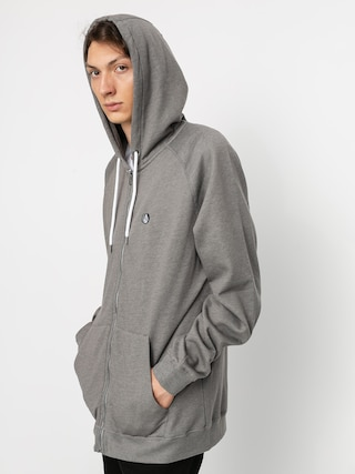 Mikina Volcom Timesoft ZIP (heather grey)
