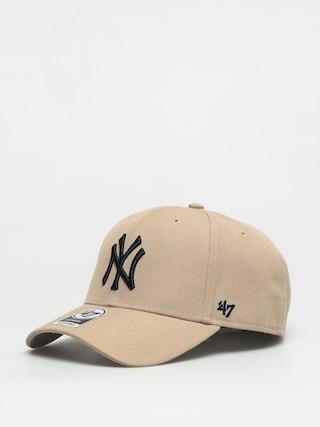 u0160iltovka 47 Brand Mlb New York Yankees ZD (khaki)