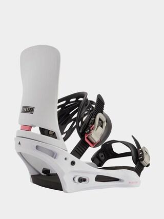 Snowboardovu00e9 viazanie Burton Cartel (miami white)