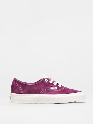 Topu00e1nky Vans Authentic (pig suede/grpjuicesnwwht)