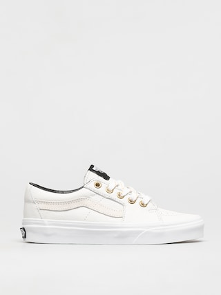 Topu00e1nky Vans Sk8 Low (leather/true white)
