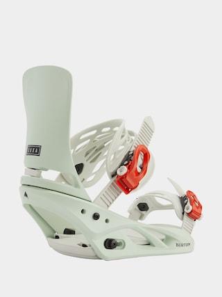 Snowboardovu00e9 viazanie Burton Lexa Wmn (neo mint/white)