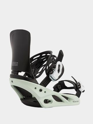 Snowboardovu00e9 viazanie Burton Lexa Wmn (black/neo mint)