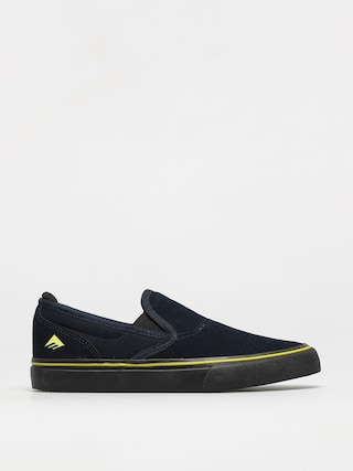 Topu00e1nky Emerica Wino G6 Slip On (navy/black)