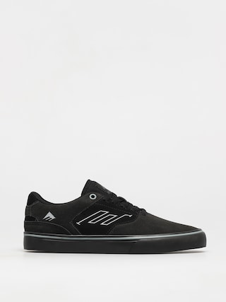 Topu00e1nky Emerica The Low Vulc (grey/black/blue)