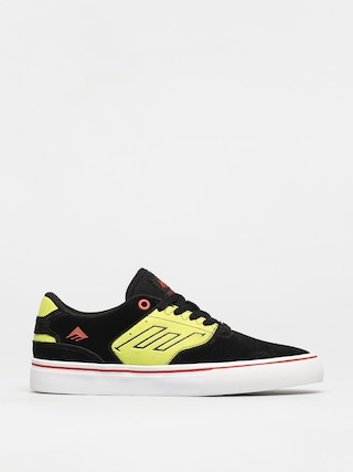 Topu00e1nky Emerica The Low Vulc (black/green)