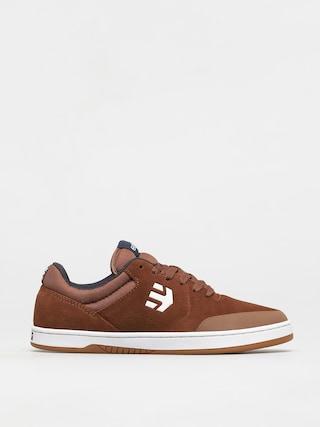 Topánky Etnies Marana (brown/navy)
