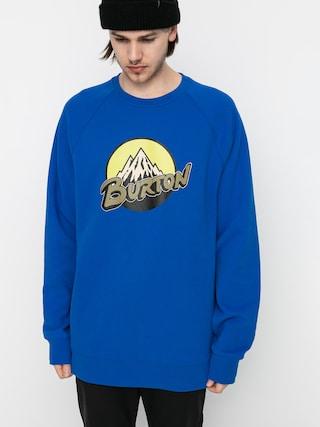 Mikina Burton Retro Mountain (lapis blue)
