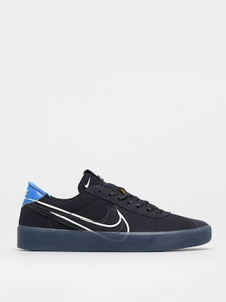 Topu00e1nky Nike SB Bruin React T (dark obsidian/white hyper jade)