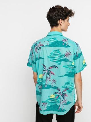 Košeľa Billabong Sundays Floral (mint)