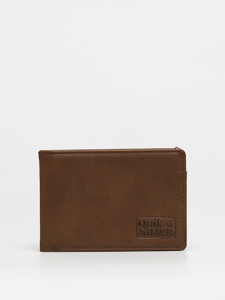 Peu0148au017eenka Quiksilver Slim Folder (chocolate brown)
