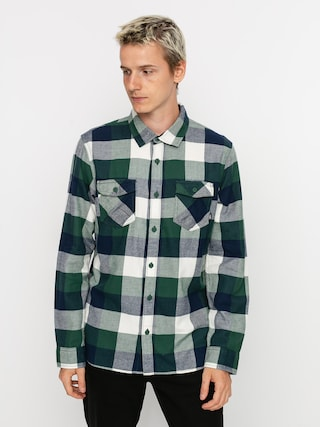Kou0161eu013ea Vans Box Flannel (pine needle/dress blues)