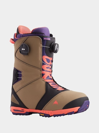 Obuv na snowboard Burton Photon Boa (ash/purple/pop red)