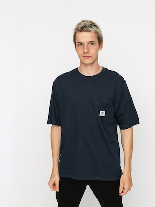 Triu010dko Element Basic Pocket Label (eclipse navy)