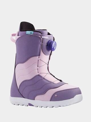 Obuv na snowboard Burton Mint Boa Wmn (purple/lavender)