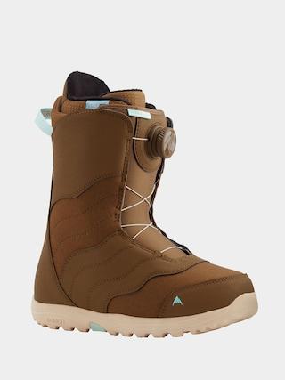 Obuv na snowboard Burton Mint Boa Wmn (brown)