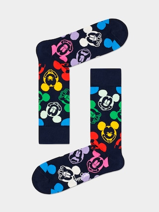 Ponožky Happy Socks Colorful Character (black)