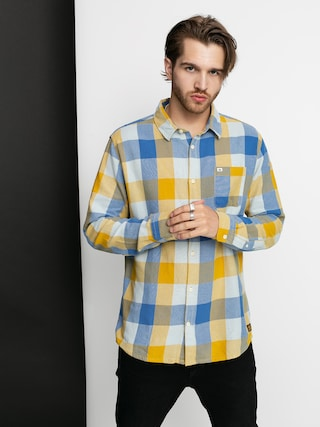 Kou0161eu013ea Quiksilver Motherfly Flannel (honey motherfly)
