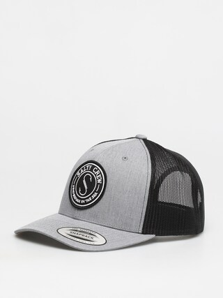 u0160iltovka Salty Crew Palomar Retro Trucker ZD (heather grey/black)