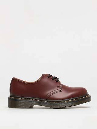Topu00e1nky Dr. Martens 1461 (smooth cherry red)