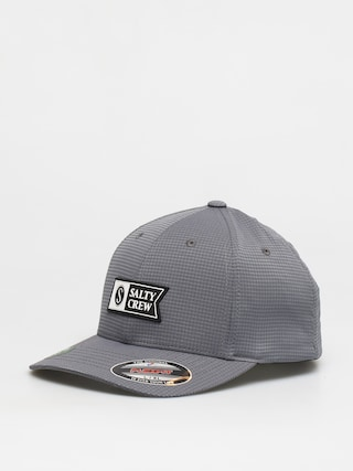 u0160iltovka Salty Crew Alpha Tech 6 Panel ZD (grey)