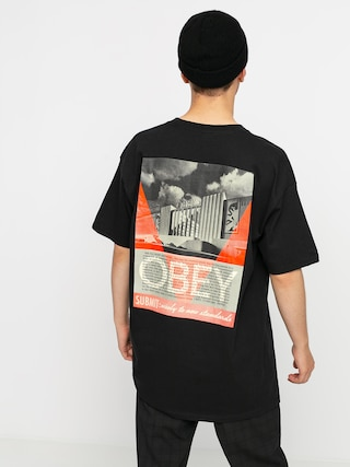 Triu010dko OBEY Obey Conformity Standards (black)