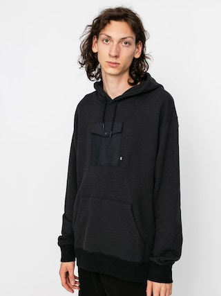 Mikina s kapucu0148ou Nike SB Novelty HD (black/black/black)