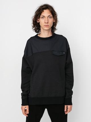 Mikina Nike SB Novelty Crew (black/black/off noir)