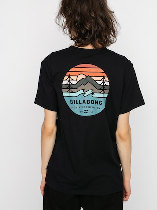 Tričko Billabong Twin Pines (black)